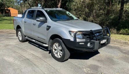 2014 Ford Ranger Wildtrak Utility Double Cab
