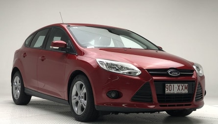 2013  Ford Focus Trend Hatchback