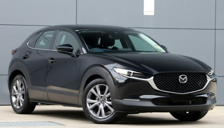2020 Mazda CX-30 G20 Evolve Wagon