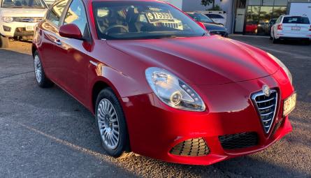 2013  Alfa Romeo GiuliettaHatchback