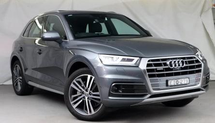 2019  Audi Q5 40 Tdi Sport Wagon