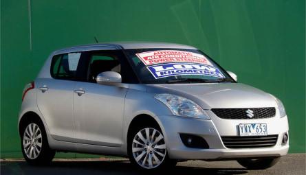 2011  Suzuki Swift Glx Hatchback