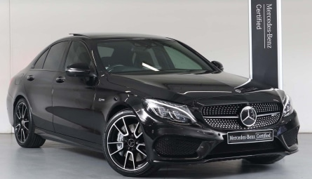 2017 Mercedes-Benz C-Class C43 AMG Sedan