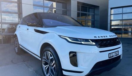 2019  Land Rover Range Rover Evoque P250 Hse Wagon