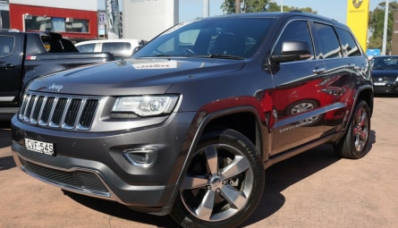 2014  Jeep Grand Cherokee Limited Wagon