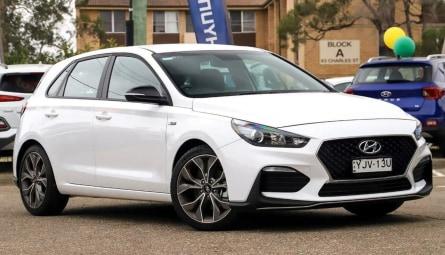2020 Hyundai i30 N Line Hatchback
