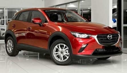 2021 Mazda CX-3 Maxx Sport Wagon
