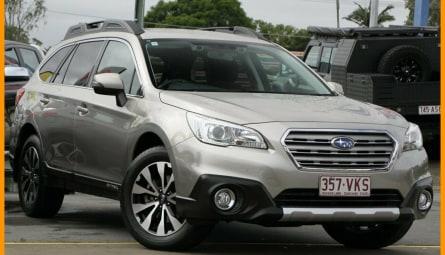 2015 Subaru Outback 2.5i Wagon