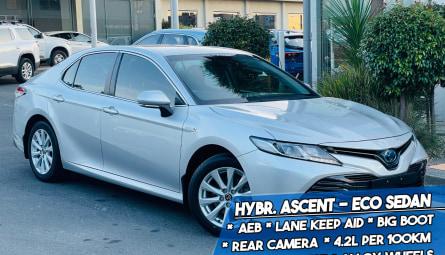 2018  Toyota Camry Ascent Sedan