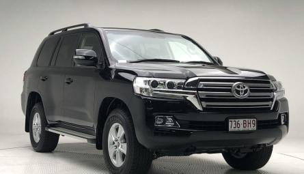 2021  Toyota Landcruiser Gxl Wagon