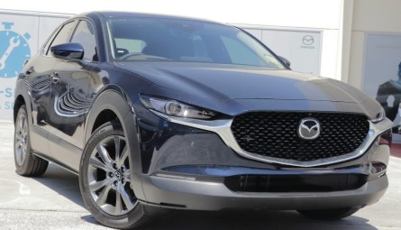 2021 Mazda CX-30 G25 Astina Wagon