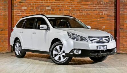 2011  Subaru Outback 2.5i Wagon