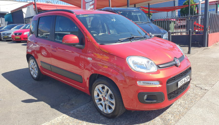 2013 Fiat Panda Easy Hatchback