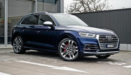 2019 Audi SQ5Wagon
