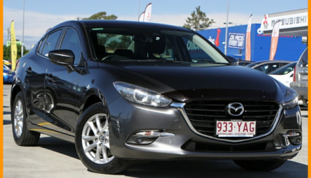 2017  Mazda 3 Maxx Sedan