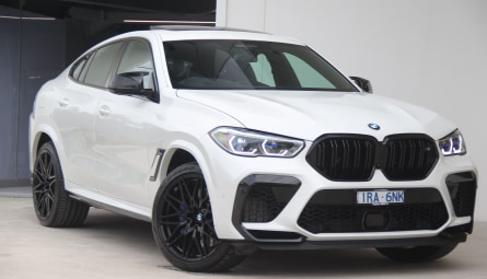 2020 BMW X6 M Competition Coupe