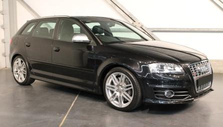 2009 Audi S3Sportback