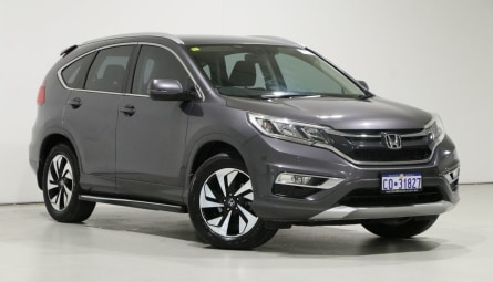 2016  Honda CR-V Limited Edition Wagon