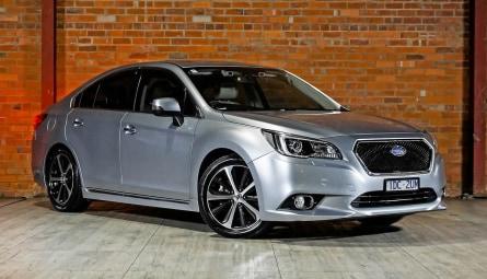 2014  Subaru Liberty 3.6r Sedan