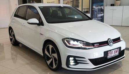2017  Volkswagen Golf Gti Hatchback