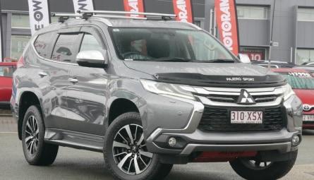 2016  Mitsubishi Pajero Exceed Wagon
