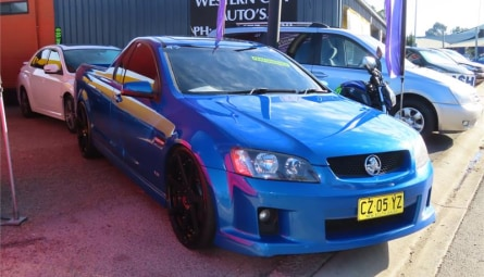 2009 Holden Ute SS Utility Extended Cab