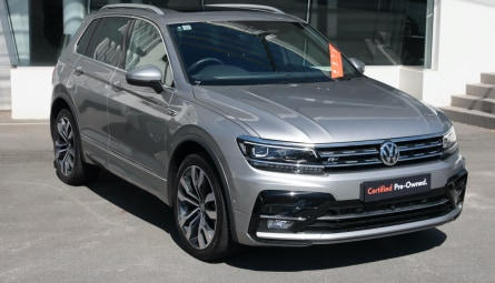 2019 Volkswagen Tiguan 162TSI Highline Wagon