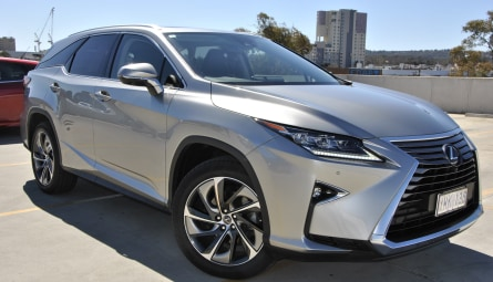 2017 Lexus RX RX350L Sports Luxury Wagon
