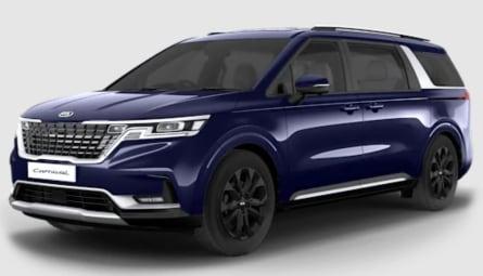2020 Kia Carnival Platinum Wagon