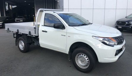 2016  Mitsubishi Triton Glx Cab Chassis Single Cab