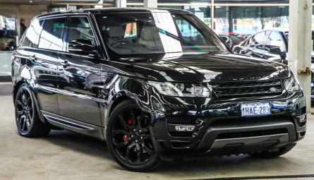 2017  Land Rover Range Rover Sport Sdv8 Hse Dynamic Wagon