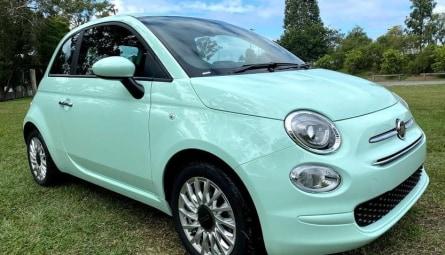 2021  Fiat 500 Lounge Hatchback