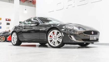 2013  Jaguar XKRCoupe