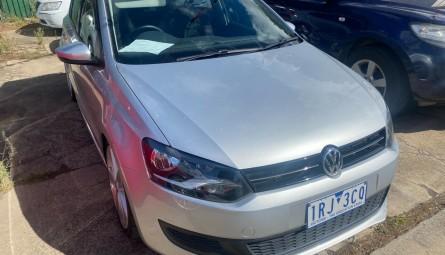 2012 Volkswagen Polo 66TDI Comfortline Hatchback