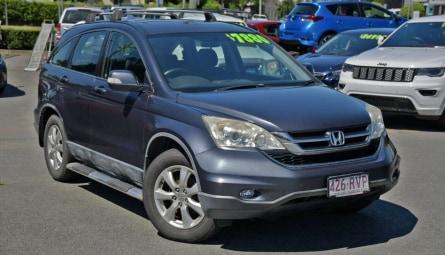 2010 Honda CR-V Limited Edition Wagon