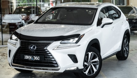 2018 Lexus NX NX300h Sports Luxury Wagon