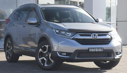 2017  Honda CR-V Vti-l Wagon