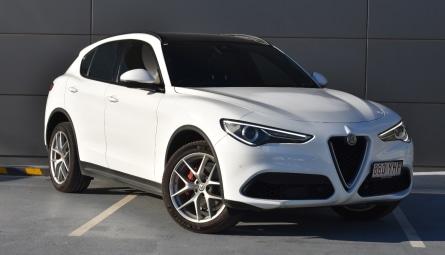 2018  Alfa Romeo Stelvio Ti Wagon