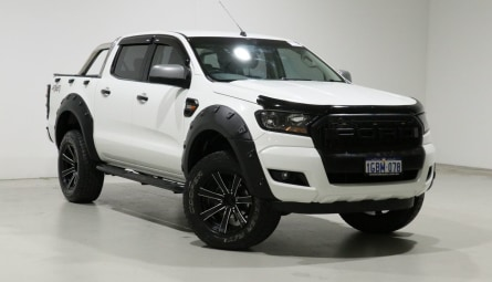 2016 Ford Ranger XLS Utility Double Cab