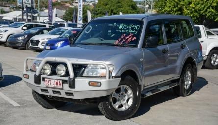 2005  Mitsubishi Pajero Glx Wagon