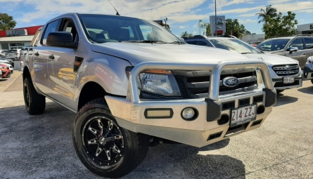 2013  Ford Ranger Xl Hi-rider Utility Double Cab