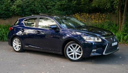2020  Lexus CT Ct200h Luxury Hatchback