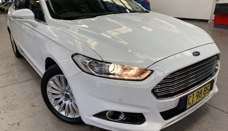 2016 Ford Mondeo Trend Hatchback