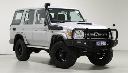 2021  Toyota Landcruiser 70 Series Gxl Wagon