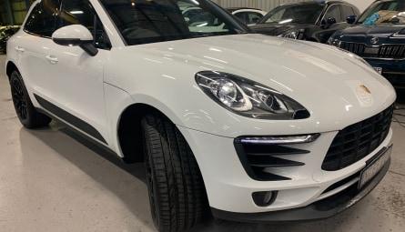 2017  Porsche Macan S Wagon