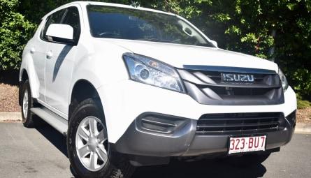 2016  Isuzu MU-X Ls-m Wagon