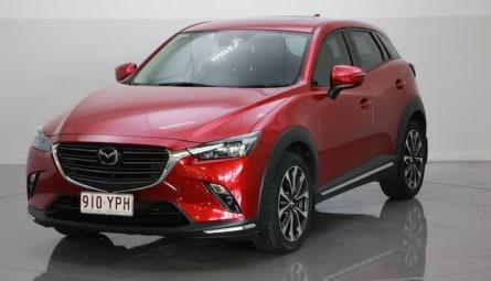 2018 Mazda CX-3 Akari Wagon