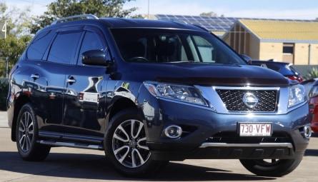 2014  Nissan Pathfinder St Wagon