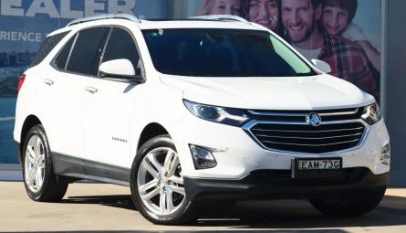 2018  Holden Equinox Ltz-v Wagon
