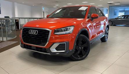 2017  Audi Q2 Design Wagon